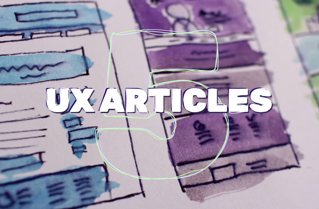 5 UX Blogs To Inspire You This Week