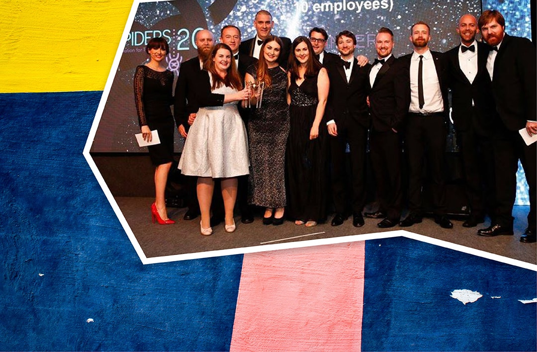 Arekibo Wins Large Agency Of The Year