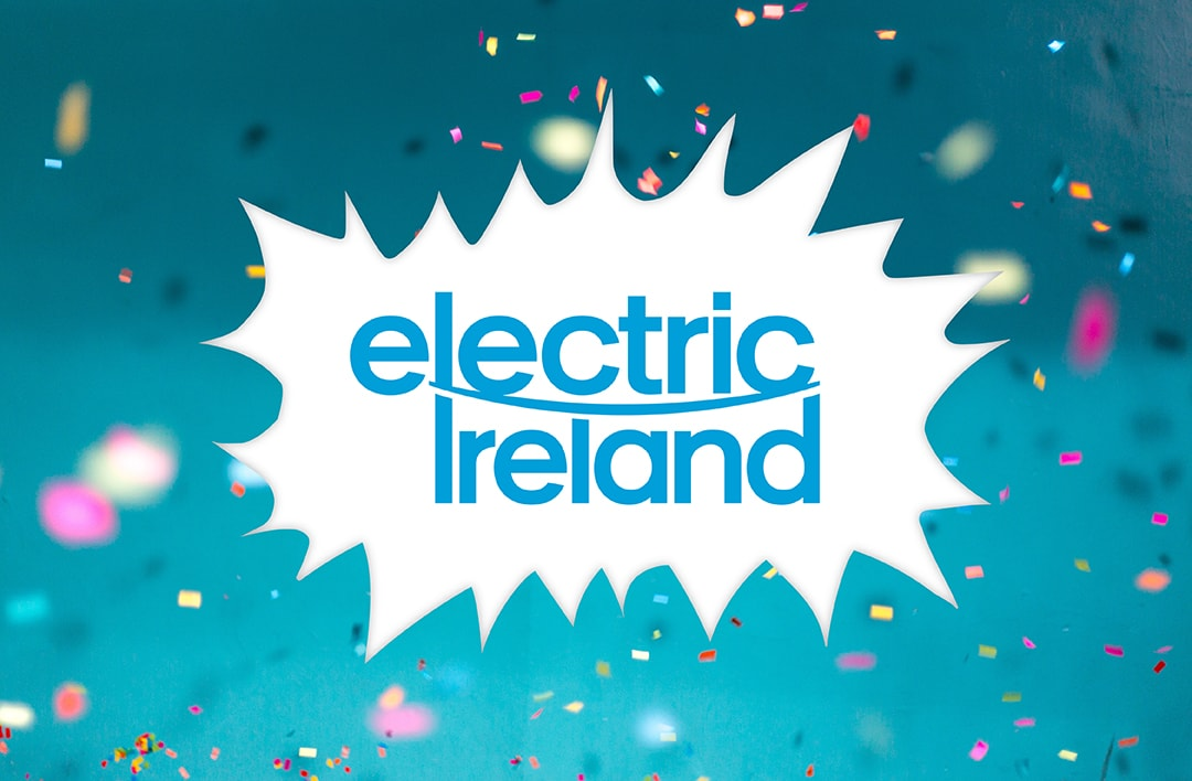 Electric Ireland Launch New Online Presence