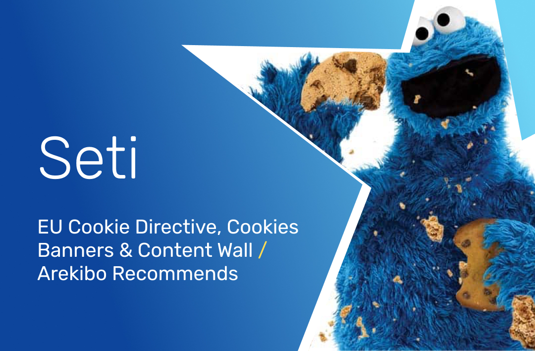 SETI #7: Cookies, Banners & Content Walls
